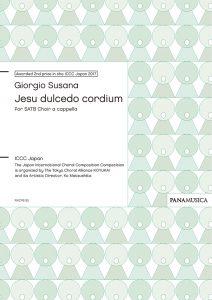 Jesu dulcedo cordium for SATB Choir a cappella