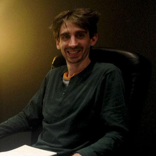 Ruben Garcia-Martin